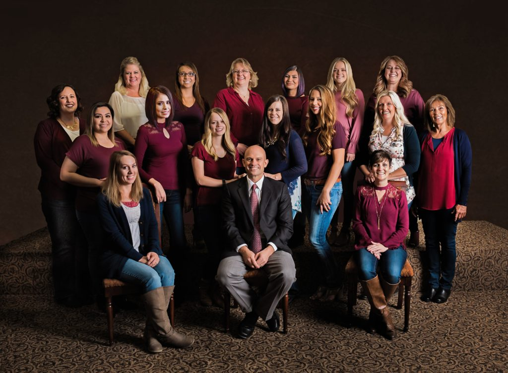 Randall Orthodontics Idaho Falls team